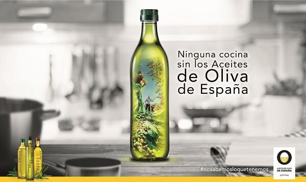 Ninguna cocina sin los Aceites de Oliva de España