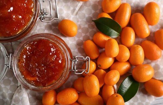 Chutney de kumquat