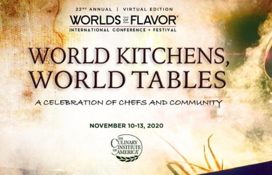 Aceites de Oliva de España participa en la primera edición virtual de la Conferencia Internacional Worlds of Flavor de la mano del Culinary Institute of America