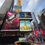 La campaña de promoción Olive Oil World Tour se despide a lo grande estas Navidades, con acciones espectaculares en Madrid, Nueva York, Tokio o Miami